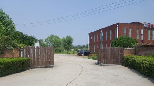 沙河王庄工业园独院办公楼、库房出租
